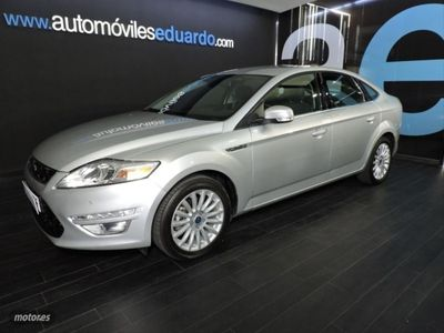 usado Ford Mondeo 1.6TDCi Auto-S&S Limited Edition