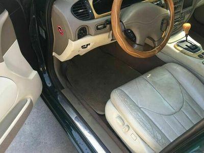 usado Jaguar S-Type 4.0 V8