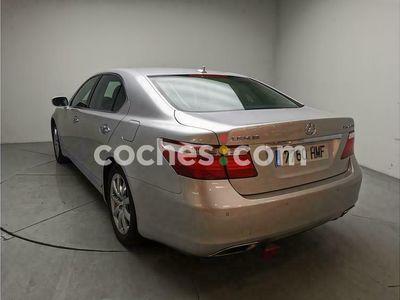 usado Lexus LS460 LsExecutive Aut. 380 cv en Malaga