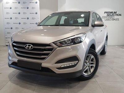 usado Hyundai Tucson 1.7 CRDi BDrive Essence 4x2 85 kW (115 CV)