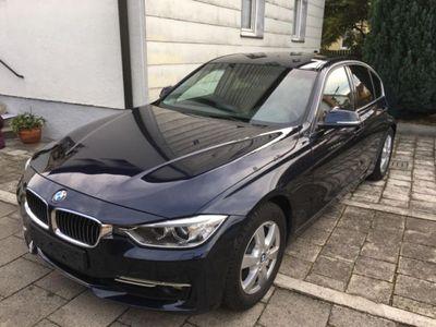 usado BMW 316 i Luxury Automatico NAV TEMPOMAT ++MOTOR NUEVO++