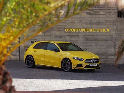 usado Mercedes A35 AMG Clase W177 4Matic+ 7G-DCT