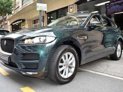 usado Jaguar F-Pace 3.0TDV6 Portfolio Aut. AWD