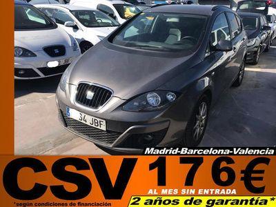 usado Seat Altea XL 1.6 TDI S&S E-Ecomotive I-Tech 77 kW (105 CV)