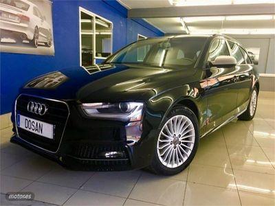 gebraucht Audi A4 Avant 3.0 TDI 204cv S line edition