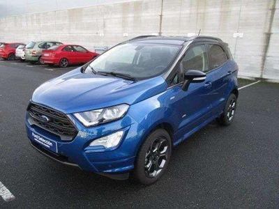 usado Ford Ecosport NUEVO ST-LINE 1.5 EcoBlue 4x4 92KW (125CV) Start&S