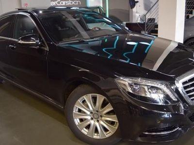 usado Mercedes S350 d Largo 7G-Tronic / PANTALLAS DVD / DISTRONIC PLUS