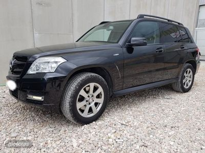 second-hand Mercedes GLK220 CDI 2WD BlueEFFICIENCY