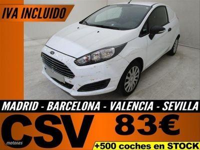 usado Ford Fiesta 1.5 TDCi 55kW 75CV