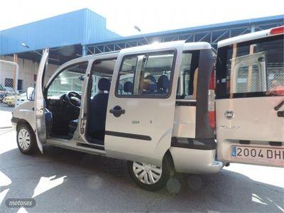 gebraucht Fiat Doblò Panorama Dynamic Plus 1.9 Multijet