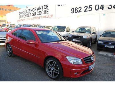 usado Mercedes CLC220 CDI (NACIONAL)