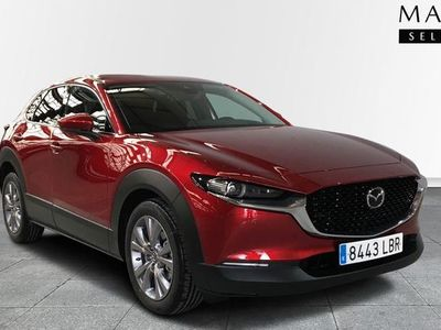 usado Mazda CX-30 CX-30 Diesel NuevoSKYACTIV-D 1.8 85 kW (116 CV) 2