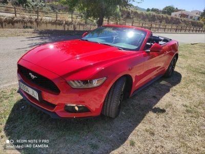 usado Ford Mustang Mustang 2.3 EcoBoost 231kWConvertible