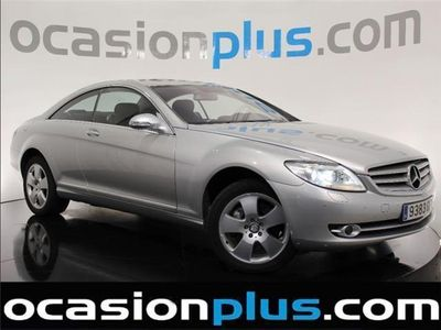usado Mercedes CL500 CL388cv 2p
