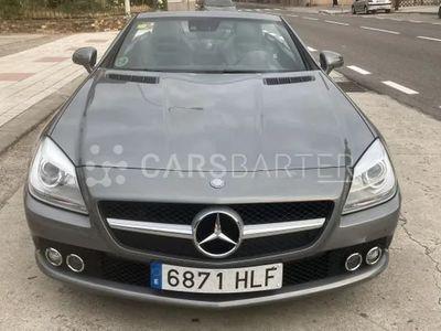 usado Mercedes SLK200 SLK 200 ClaseBE Edition 1 7G Plus
