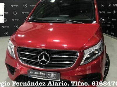 usado Mercedes V250 V250dLargo Avantgarde 7G Tronic