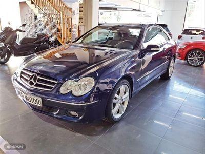 usado Mercedes CLK320 CDI 224cv Avantgarde Aut