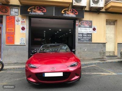 gebraucht Mazda MX5 1.5 96kW 131CV Origin Nav