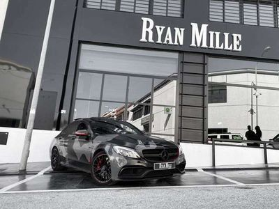 usado Mercedes C63 AMG ClaseAMG S 7G Plus