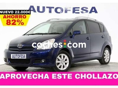 usado Toyota Corolla Verso 1.8i Luna Aut.