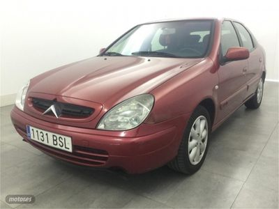 gebraucht Citroën Xsara 1.6 16v SX