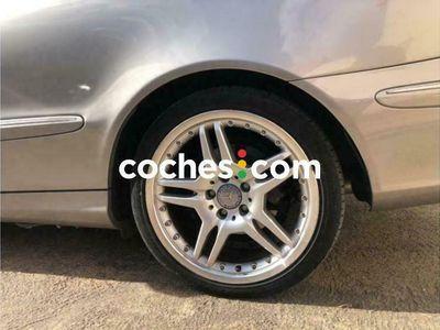 usado Mercedes CLK200 Clase Clk Cabrio K 163 cv en Ciudad Real