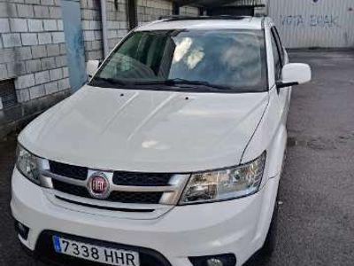 usado Fiat Freemont 2.0 Diesel Urban 170