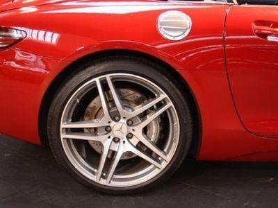usado Mercedes SLS AMG año 2011 33500 KM