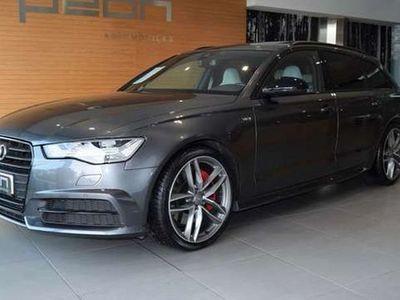 usado Audi A6 Avant 3.0BiTDI Competition Q. 240kW
