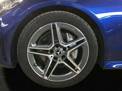 usado Mercedes C200 Cabrio AMG Line (EURO 6d-TEMP)