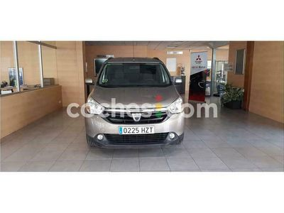 usado Dacia Lodgy 1.5dci Ambiance 5pl. 81kw 110 cv en Girona