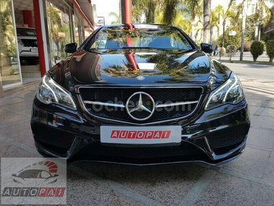 usado Mercedes 170 Clase E E Coupé 220blueteccv en Malaga