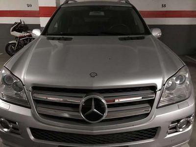 usado Mercedes GL320 CDI Aut. 7 plazas