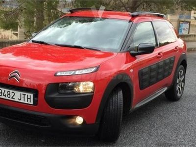 usado Citroën C4 Cactus Puretech 60kw 82cv Feel Edition 5p. -16