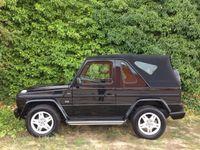 usado Mercedes G500 Cabrio