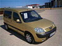 usado Peugeot Partner 2.0HDI Combi Plus adaptado rampa silla de ruedas