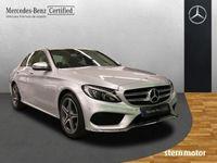 usado Mercedes C220 d 9G-Tronic AMG-LINE