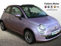 usado Fiat 500C 1.2 8V 69 CV LOUNGE