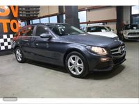 usado Mercedes C220 Estate BlueTEC 125 kW (170 CV)