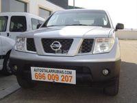 usado Nissan Navara 2.5dCi SE D.Cab 4x4