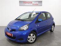 usado Toyota Aygo 1.0 VVT-i Blue