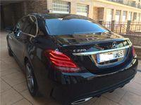 usado Mercedes C220 BlueTec Aut. 7G Plus AMG Mod 2015