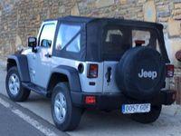 usado Jeep Wrangler 2.8CRD Sport JK