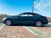 usado Mercedes E200 Clase E CoupeCGI Blue Efficiency Elegance