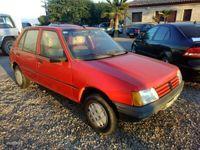 usado Peugeot 205 1.1 GL 5 PUERTAS.