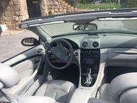 usado Mercedes CLK500 Cabrio