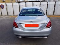 usado Mercedes C220 d 7G Plus, Garantía MB hasta 2021