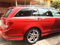 usado Mercedes C250 Estate 250CDI BE Sport 4M 7G Plus
