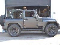 usado Jeep Wrangler 3.6 Auto KAHN BLACKHAWK *Matricula Marruecos*