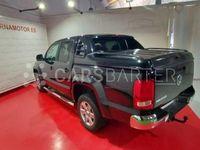 usado VW Amarok Dcb. 2.0tdi Highline 4x2 163 163 cv en Zaragoza